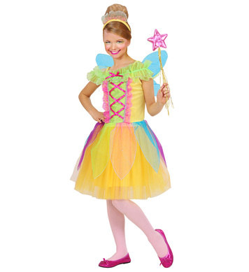 FAIRY (dress wings headpiece) Childrens