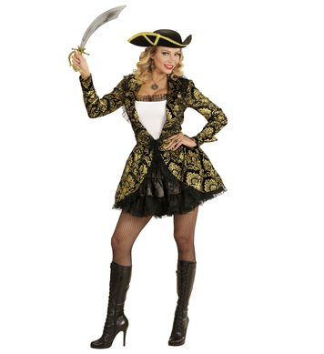 PIRATE CAPTAIN (dress)