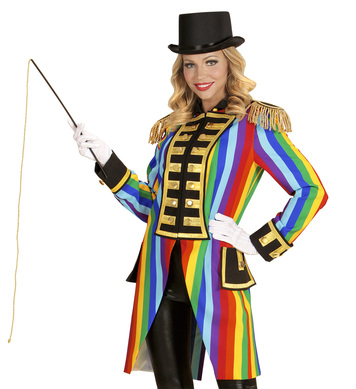 RAINBOW PARADE TAILCOAT LADIES
