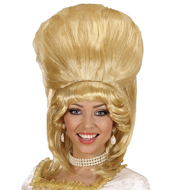 BARONESS SUPERTALL WIG - BLONDE