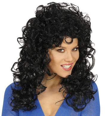 ATTRACTIVE WIG - BLACK