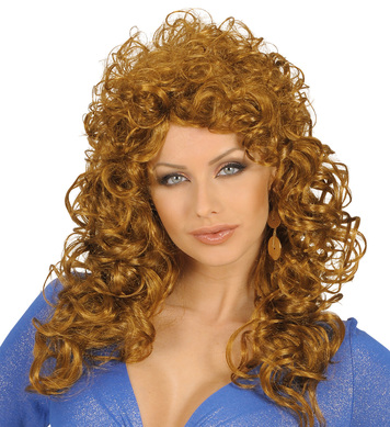 ATTRACTIVE WIG - BROWN