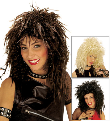 KISS WIG (blonde/black/brown)