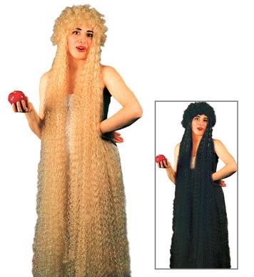 LADY GODIVA WIG (blonde/black)