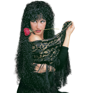GUAPA WIG BLACK IN POLYBAG