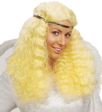 ANGEL/MERMAID WIG BLONDE