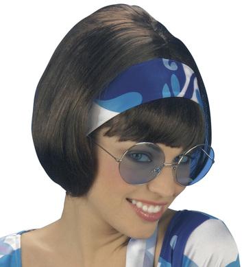 70s WIG - BROWN