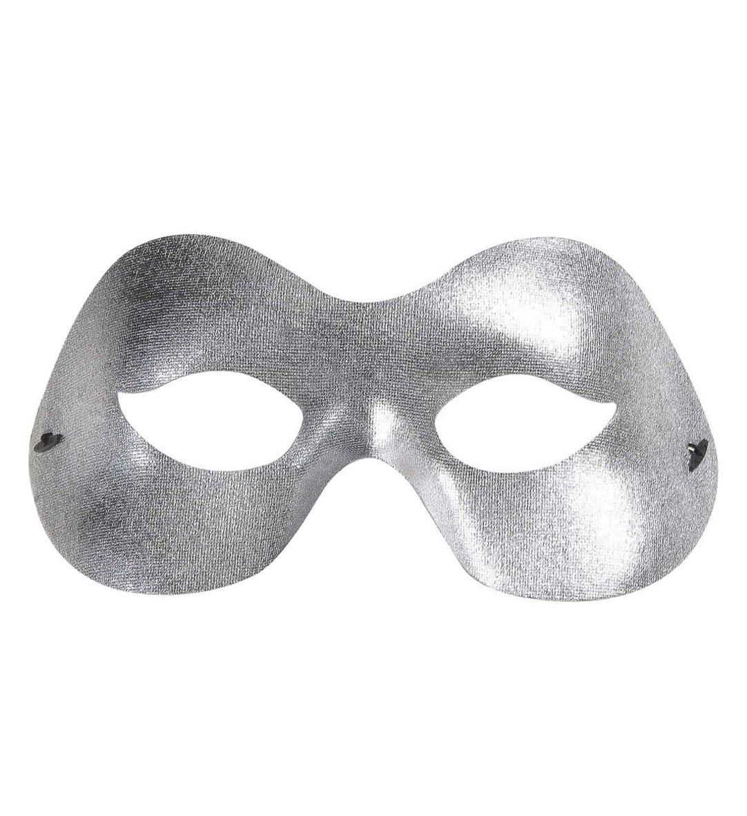 Silver Fidelio Eyemask Fancy Dress
