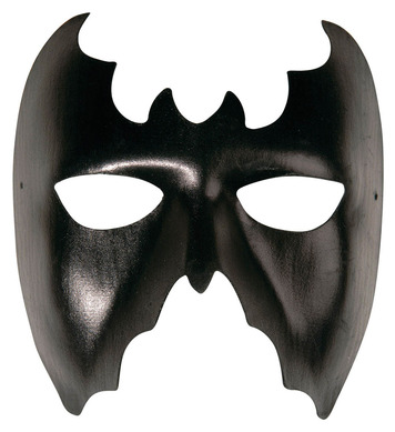 BAT EYEMASK LEATHERLOOK