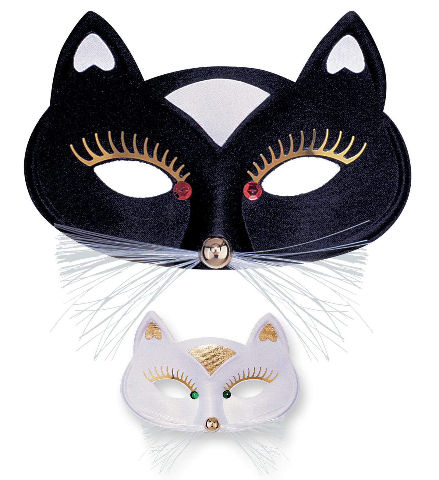 Cat Eyemask Animal Fancy Dress