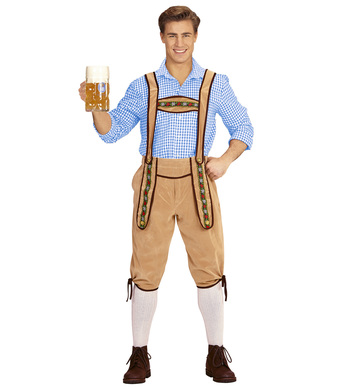 BAVARIAN MAN YELLOW