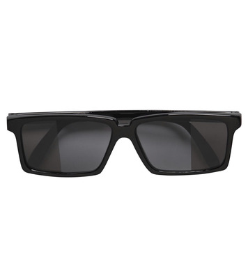 KGB SPY GLASSES W/REARVIEW MIRROR LENSES
