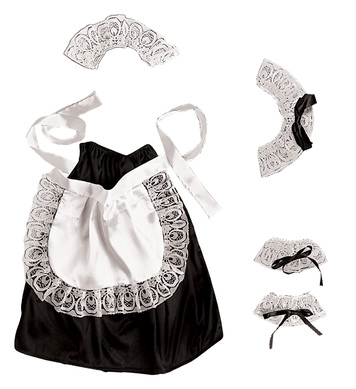 FRENCH MAID ACCESSORY SET