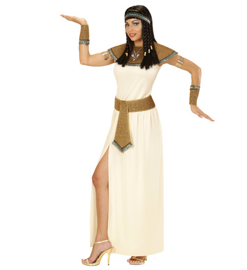 CLEOPATRA (dress belt collar cuffs headpiece)