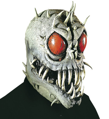 OVERSIZED SPACE BEAST MASK