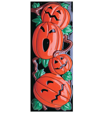 GID 3D PUMPKIN DECORATION VERTICAL