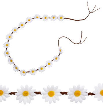 DAISY FLOWER BELT