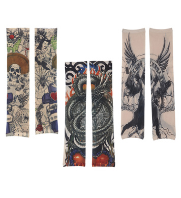 MIAMI TATTOO SLEEVES - PAIR - 3 styles