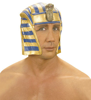 EGYPTIAN HEADPIECE LATEX