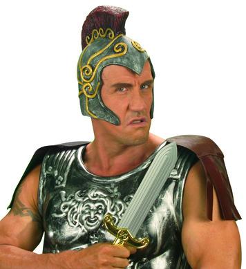 ROMAN CENTURION HELMET LATEX