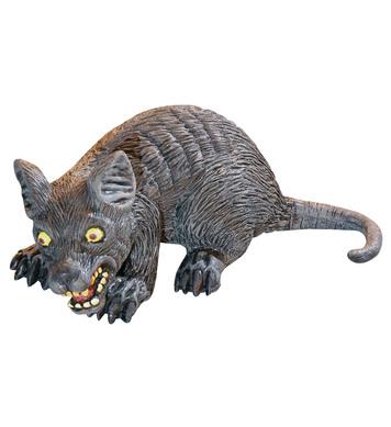 SCARY RAT LATEX FIGURE 32CM