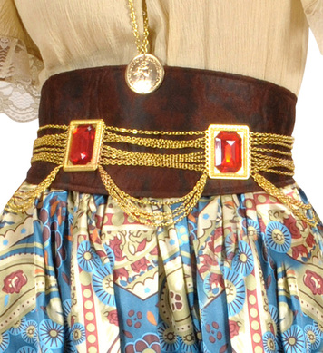 HAREM DANCER BELTS WITH GEMS