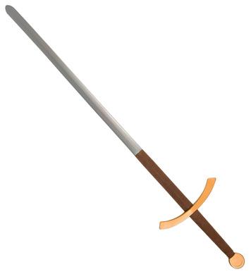 DOUBLE HANDED MAXI SWORD