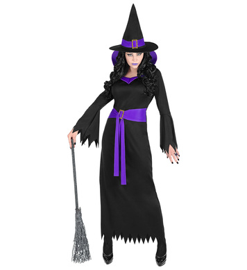 AMAZING WITCH (dress, hat)