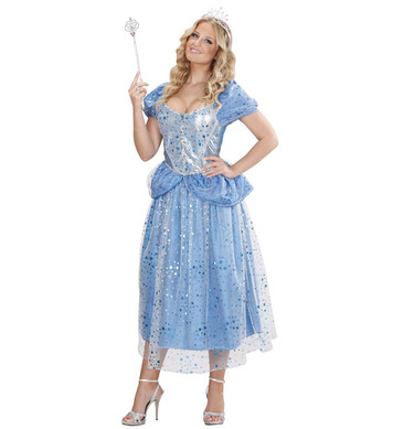 BLUE PRINCESS/FAIRY (dress)