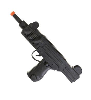 UZI W/MACHINE GUN SOUND