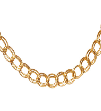 NECKLACE 60cm GOLD