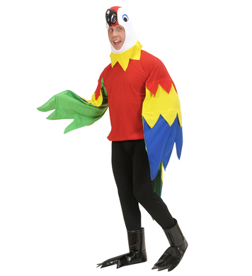 PARROT (costume mask feet)