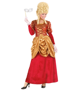 BORDEAUX MARQUISE DRESS (dress)