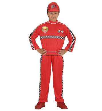 FORMULA 1 DRIVER (coat pants cap) Childrens