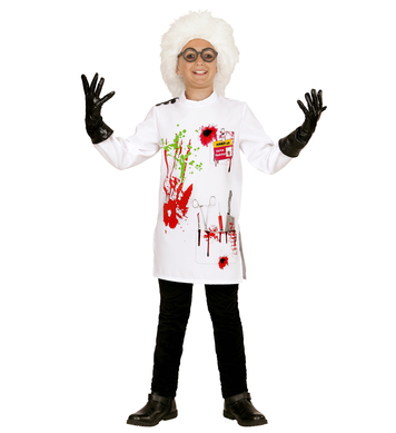 MAD SCIENTIST (lab coat gloves) Childrens
