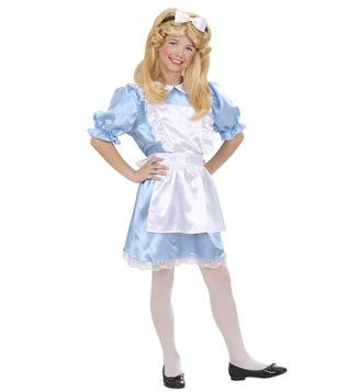 WONDERWORLD GIRL (dress apron headpiece) Childrens