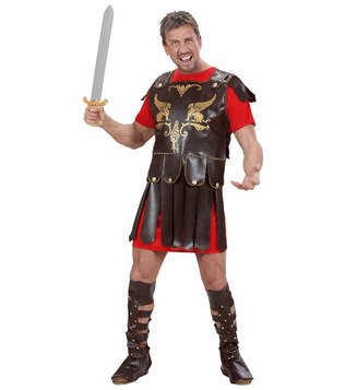 GLADIATOR (tunic armour boot covers)