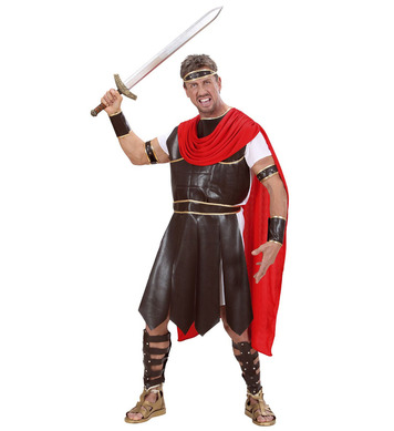 HERCULES (tunic w/armour belt cape cuffs headpiece)
