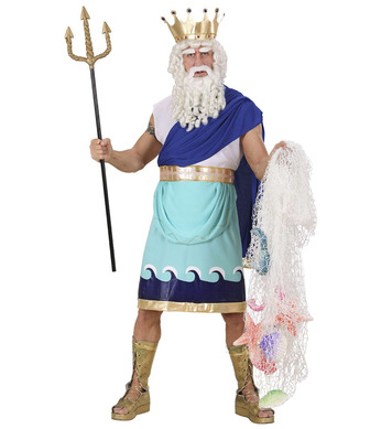 POSEIDON (tunic belt sash crown)