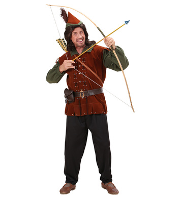 ROBIN OF SHERWOOD (coat pants belt hat)