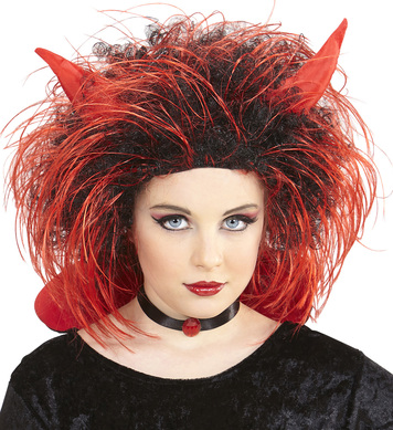 DEVIL WIG in polybag