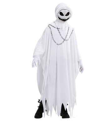 EVIL GHOST (robe hooded mask) Childrens
