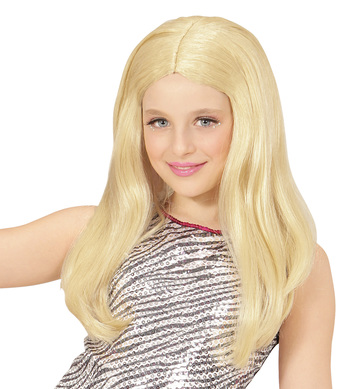 BLONDE HANNAH WIG in polybag