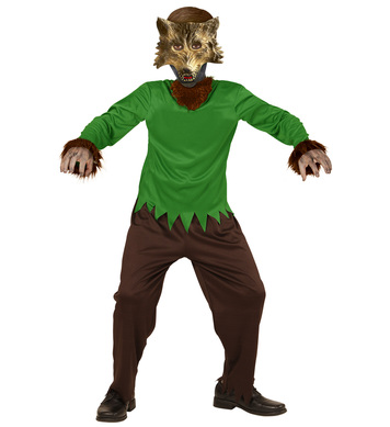 WEREWOLF (overall mask) Childrens