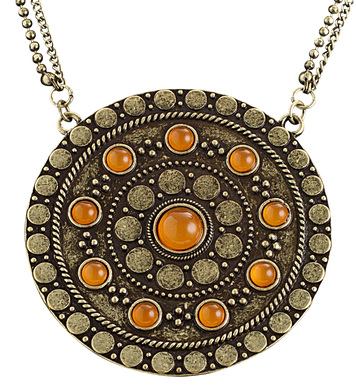 BRONZE CELTIC NECKLACE