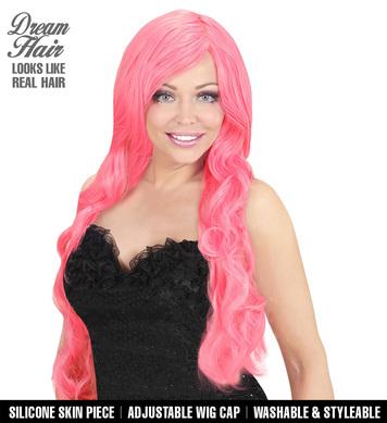 DREAM HAIR SPIRAL CURLS WIG - PINK