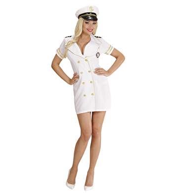 CAPTAIN LADY (dress hat)