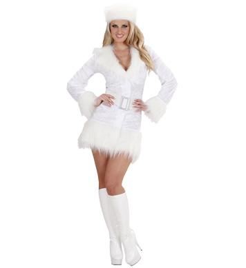 WHITE RUSSIAN (dress belt hat)