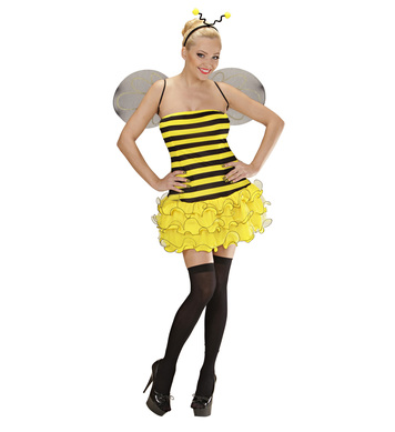 BEE GIRL (dress wings antenna)