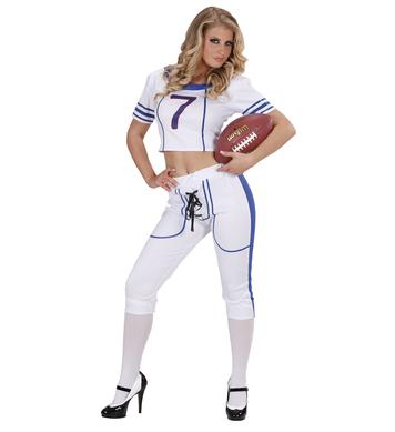 AMERICAN FOOTBALL GIRL (top pants)